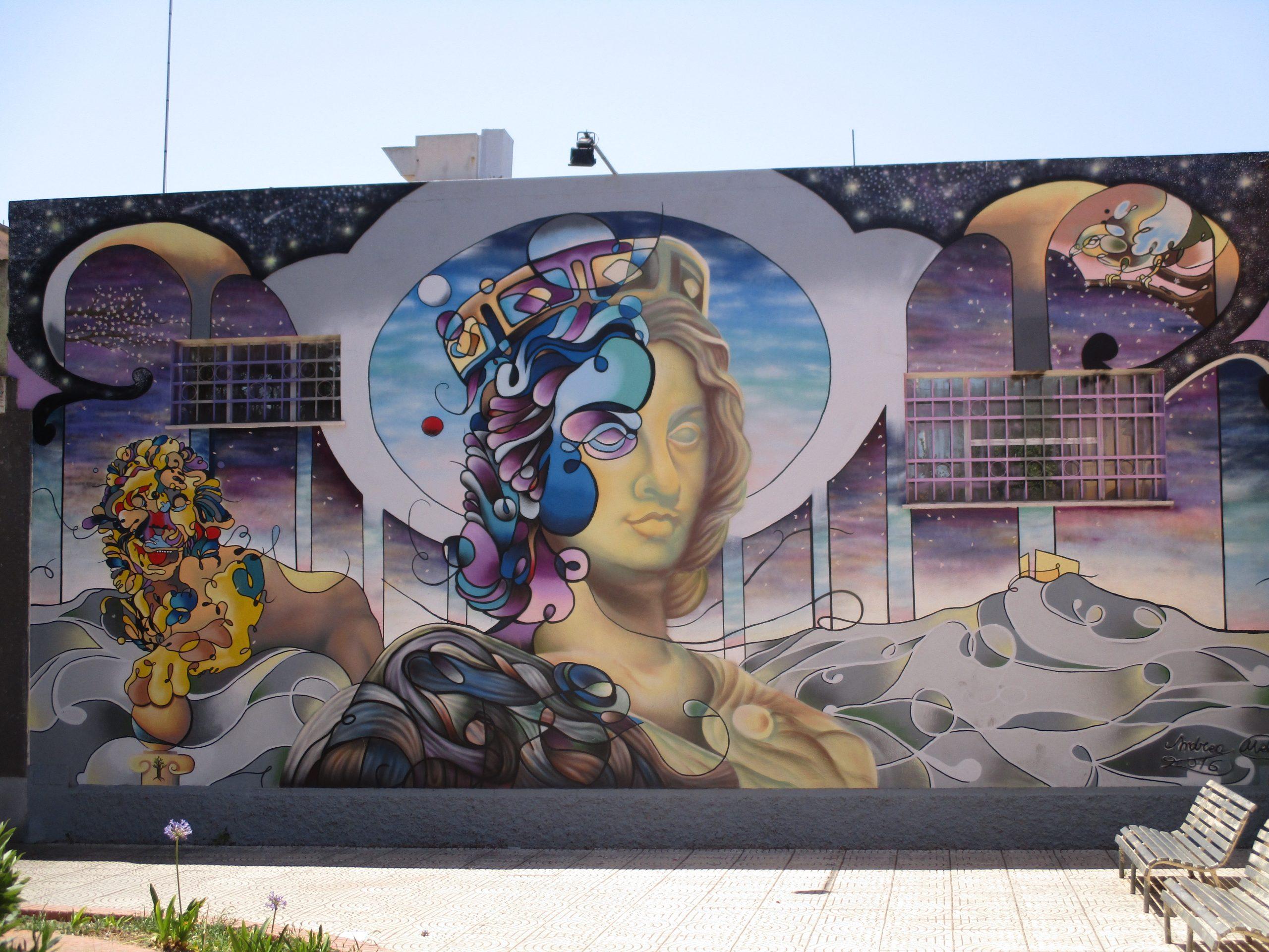 Il Muralismo Sardo Un Fenomeno Dai Mille Volti Fra Tradizione E Contemporaneita Gazzetta Italia